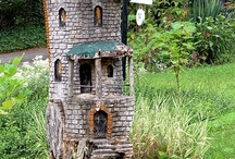Faerie Houses / For our yards
