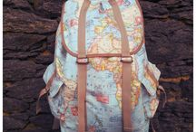 diy rucksack landkarte