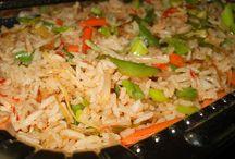 Easy Rice Vairites