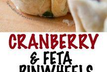 Wraps and pinwheel sandwiches