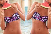 Bikinis / (Strapless) bikinis