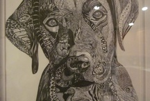 Art Attack - Drawing: Animals / Animal designs, drawings, and tutorials / by IM Bart