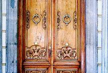 Doors / by Gretchen Chrane