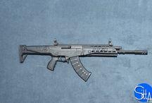 Tűzfegyverek/Firearms