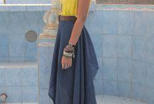 midi/ long skirt
