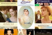 Jane Austen / by Piper Counts