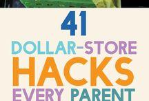 Hacks / Make life simpler