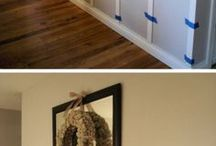 palette wood wall