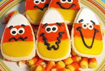 Candy Corn / A shout out to that deliciously sweet treat called Candy Corn!