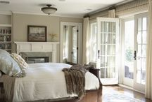 Master Bedroom / by Gina Hall