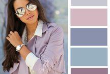 цветовые решения комната