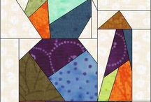Quilts med dyr