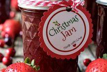 Jam, jellies, preserves