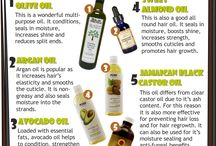 It's all about oils