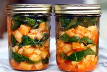 recipes - fermented foods / recipes for making fermented foods