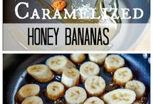 Honig Banane