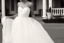 wedding dresses / by Megan Cowman