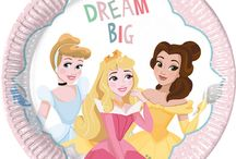 Disney Princess Party Favours