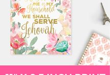 Free Jehovah's Witness Printables
