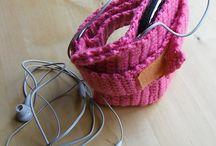 crochet arm bands