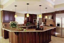 Kitchen / by Jen Gillies Kauffmann