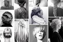 Braids, plaits and twists / Beautiful braids, pretty plaits and tantalising twists  Paul Mitchell #PAULMITCHELL