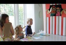 kindergarten puppet theaters