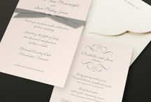 Wedding: Calligraphic / Most of our calligraphic fonts are exclusive to William Arthur, with so many to choose from. / by William Arthur Fine Stationery