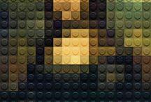 Visual Art // Pixels