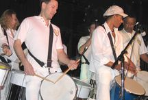 Samba Tremeterra / Samba, Afro-Brazilian dance.