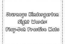 HMH Journeys Kindergarten