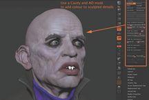 texturing/rendering