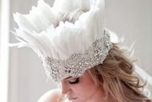 Head Gear | Crowns | Tiaras | Masks / by Unicorns and Vanilla