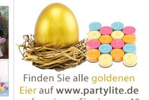 Ostern bei Partylite mit Gewinnspiel