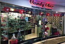 Магазин Подарков Candy Clay / Магазин подарков Candy Clay отличается индивидуальным подходом к своим клиентам, доступными ценами, большим выбором изделий, высокой оперативностью выполнения заказа и доставки ваших подарков точно в срок. Наши дизайнеры всегда готовы выслушать ваши пожелания и сделать подарок таким,каким вы его себе представляли.