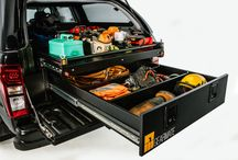 Gearmate |  Working / The Gearmate Combination system gives the user maximum versatility. Working with all Gear Drawer systems, the Gearslide-deck delivers maximum load space utilisation for optimum access.