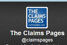 Claims pages twitter
