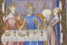 Stroje kobiece / 1380-1420