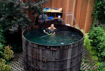 Pools & Spas Ideas / 1001 pool & spa ideas for your garden projects. All design types of swimming pool: spas, hot tubs, unground, infinity… Take some inspiration!