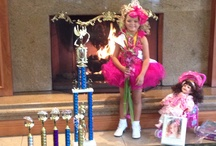 Miss Paisley Beauty pageant dresses and costumes