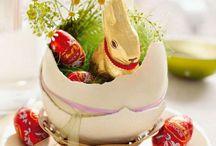 EGGS-ELLENT EASTER with Lindt Chocolates / by Jennifer Essad