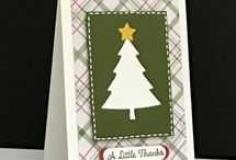 Christmas Cards / To see Christmas cards that I create using Stampin' Up! products, visit my blog www.simplestampin.com Susan Itell, Independent Stampin' Up! Demonstrator