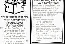 Tips for Parents / by Vanessa Ellefson