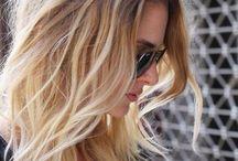 50 NUANCES DE BLOND / Cheveux - Blonds - Bronde - Mèches - Balayage - Blonde - Dégradé - Coiffure - Style - Tendance - Nuance