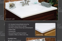 Cultured Marble Tops For Bathroom