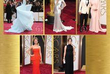 Red Carpet! / Alfombras Rojas de todo el mundo, en un solo tablero. La mejor selección de looks y detalles de estas galas.