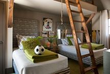Kids' Rooms / by Jodie Smith