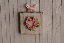 shabby chic crafts / by Sarah Byers