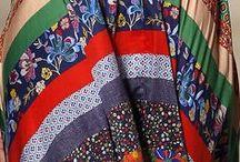 roupas customizadas  em croché