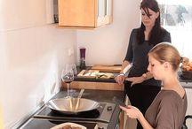 Barrierefreie Küche / Du brauchst Inspirationen für eine barrierefreie Küche? Hier findest du ein paar Ideen